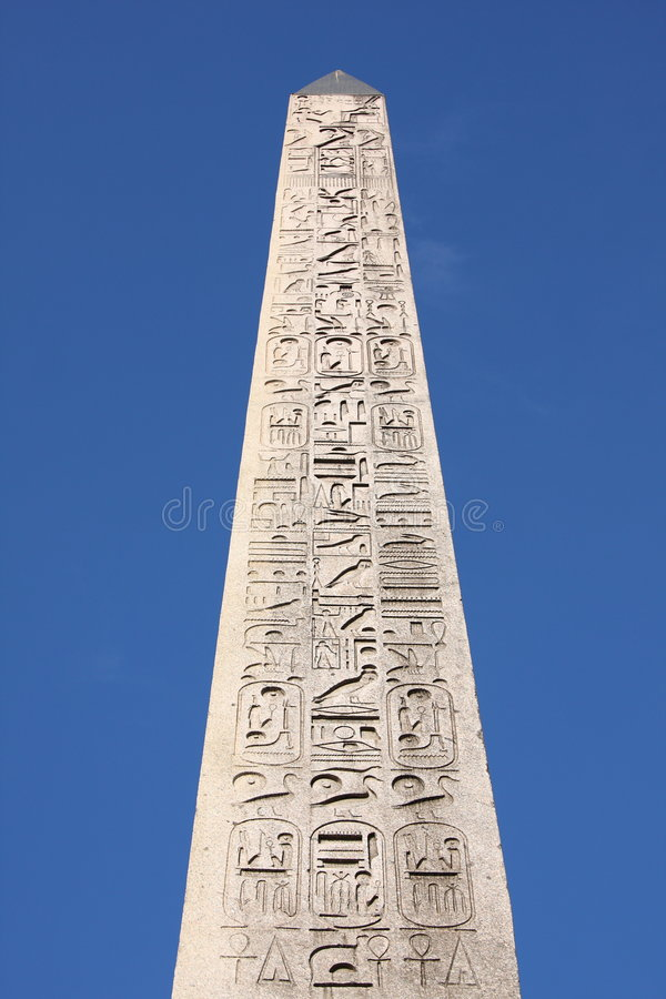 Download Cleopatra's Needle stock photo. Image of needle, love - 6734752
