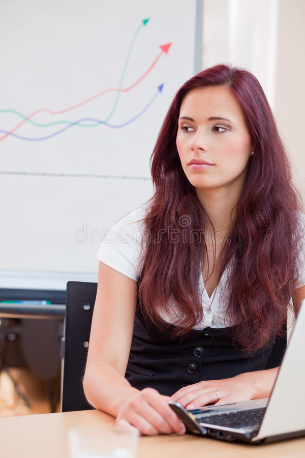 Download Clerk stock photo. Image of place, hair, desk, haired - 14655814