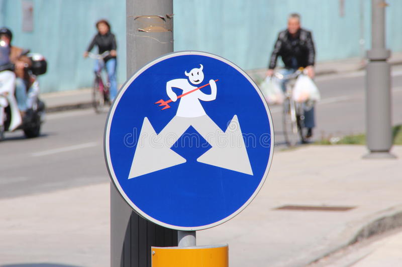 Clet Abraham report image stock photography