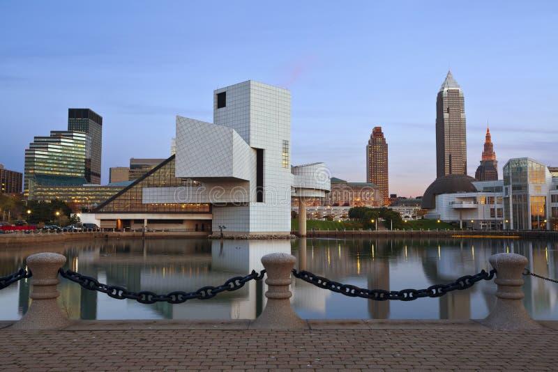 Cleveland. Stock Photos