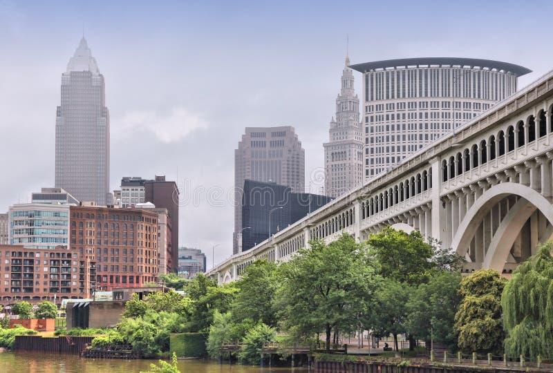 Cleveland photographie stock libre de droits