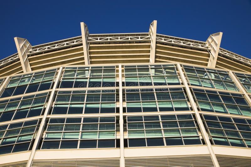 Cleveland Browns stadium royalty free stock image