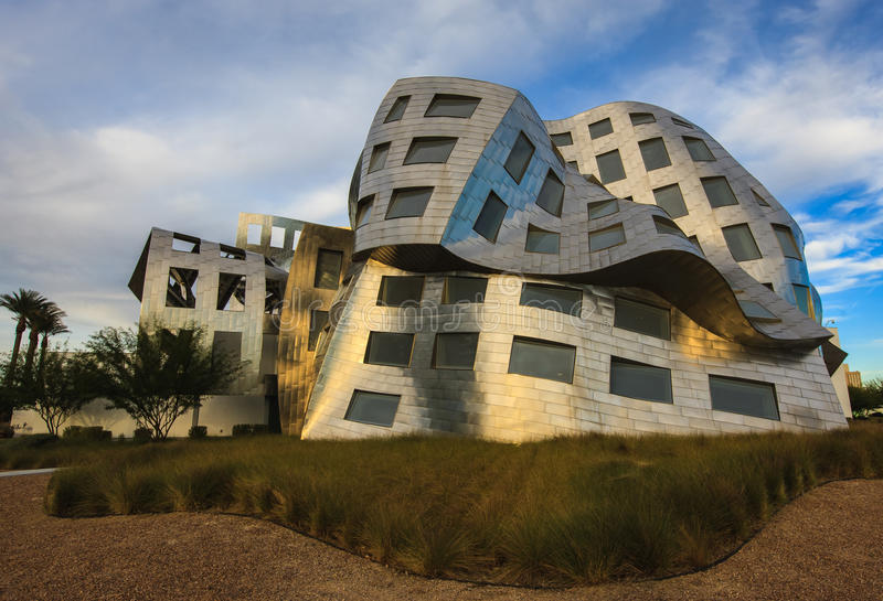 Cleveland Clinic. Lou Ruvo Center for Brain Health stock images