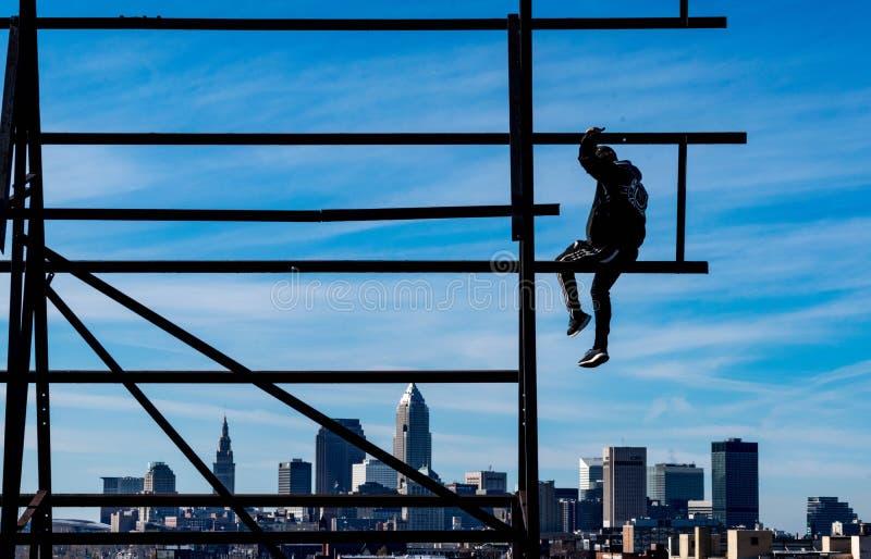Cleveland Heights immagini stock libere da diritti