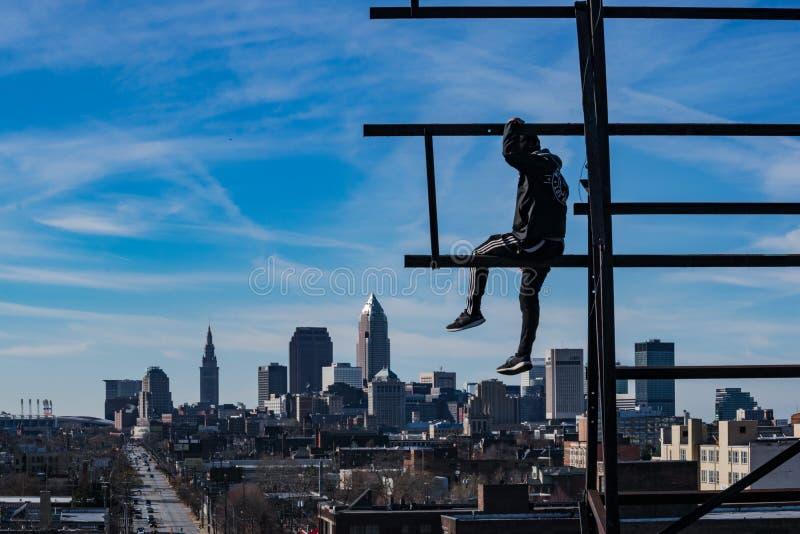 Cleveland Heights immagine stock libera da diritti