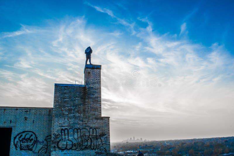 Cleveland Heights fotografia stock libera da diritti