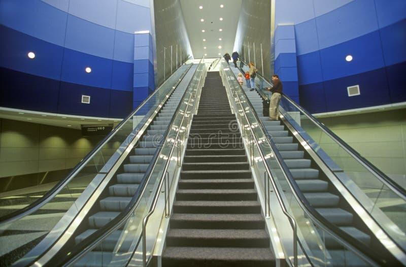 Cleveland International Airport, Cleveland, OH- lizenzfreie stockfotografie
