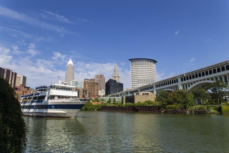 Cleveland, OH fotografia de stock