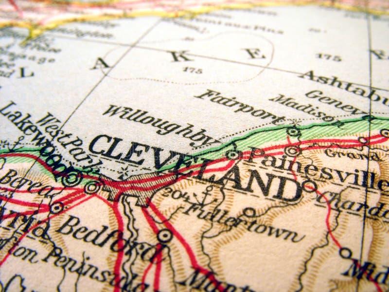 Cleveland, Ohio foto de archivo libre de regalías