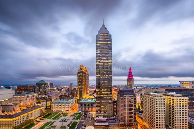 Cleveland, Ohio, USA stockfoto