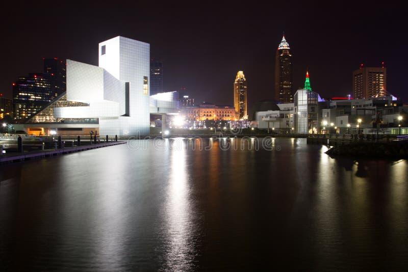 Cleveland Rocks photo stock
