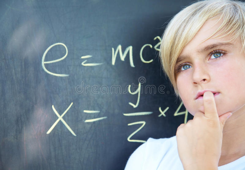 Clever Student Stock Photos