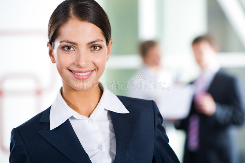 Download Clever woman stock image. Image of fashion, achievement - 3923069