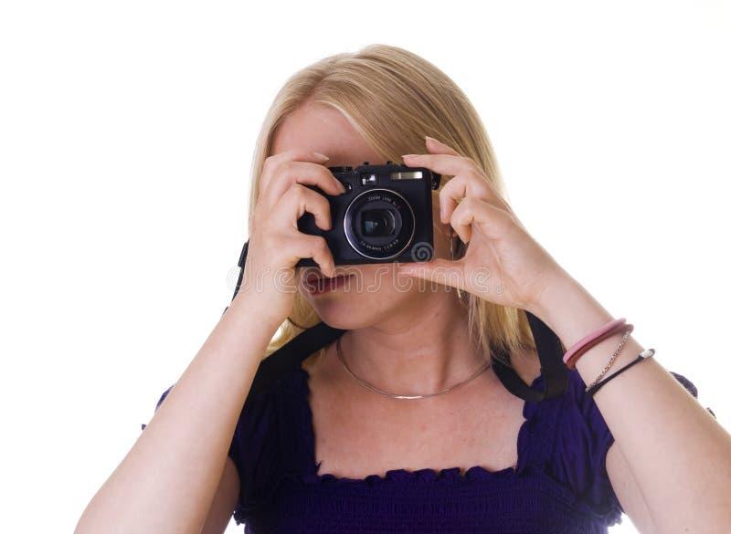 Clic photo stock