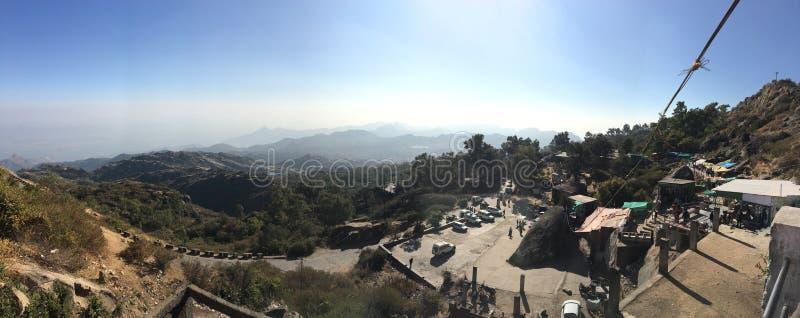 Clic de panorama d'Abu Best de bâti images stock