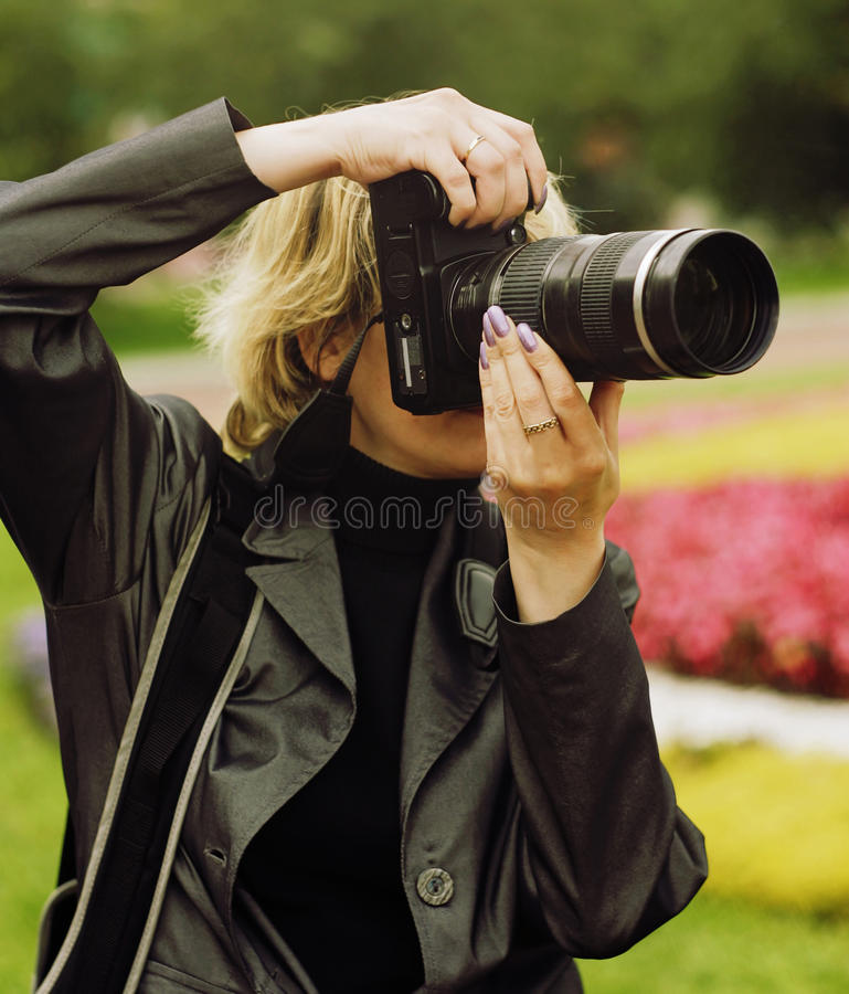 Download Click stock image. Image of shutter, equipment, reporter - 13457437