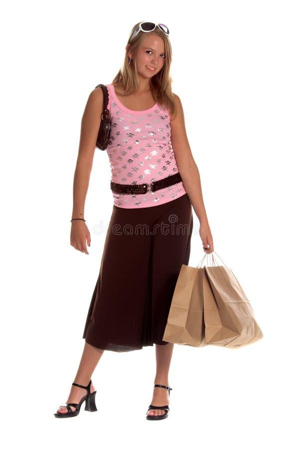Client d'adolescent images stock