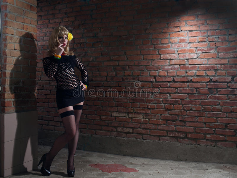 Download Client And Prostitute Royalty Free Stock Image - Image: 24545936
