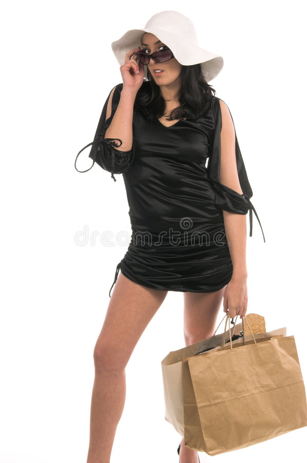 Client sexy image stock
