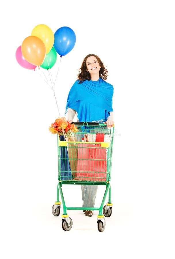 Cliente di festa immagine stock