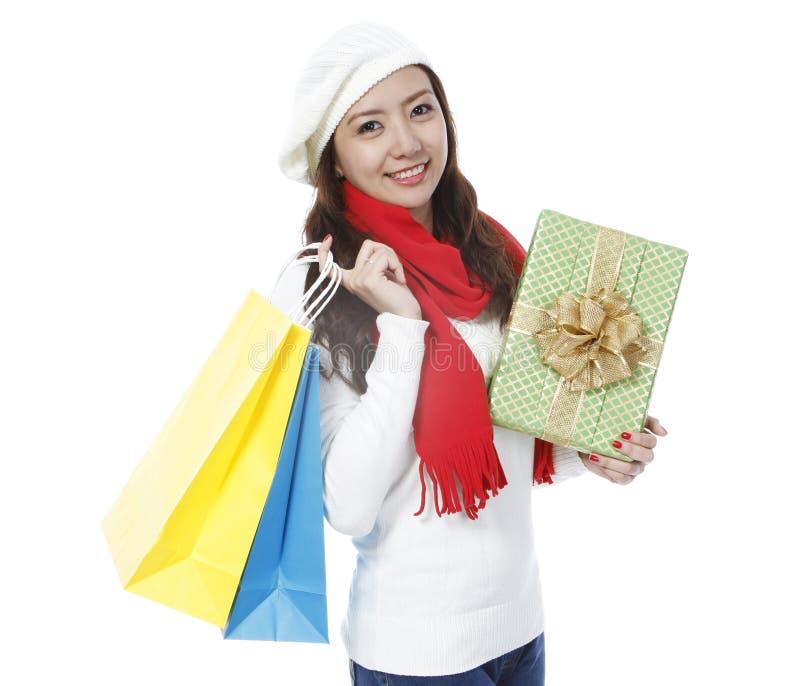 Cliente do feriado imagem de stock