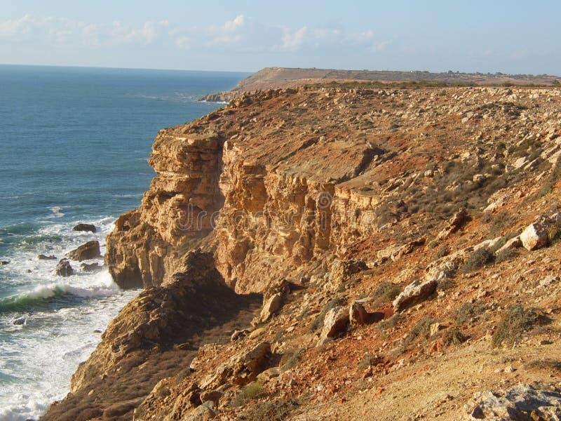 cliff obrazy stock