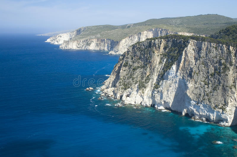 Download Cliff Coast Stock Image - Image: 34323331