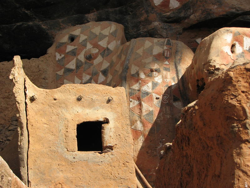 Cliff Dwellings 2 royalty free stock photos