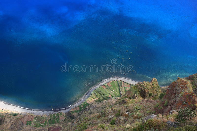 Download Cliff Madeira stock photo. Image of portugal, ocean, coast - 16757794