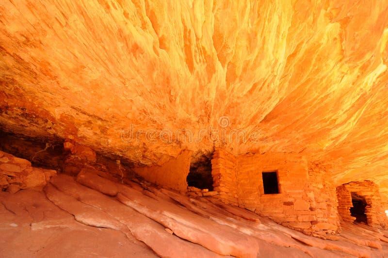 Download Cliff ruins stock photo. Image of adobe, horizontal, pink - 24531328