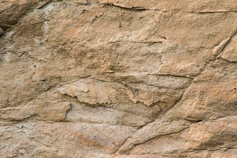 Cliff Wall Texture immagini stock libere da diritti
