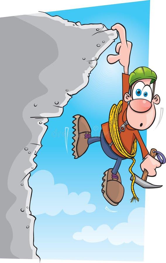 Free Cliffhanger! Royalty Free Stock Photo - 91673575