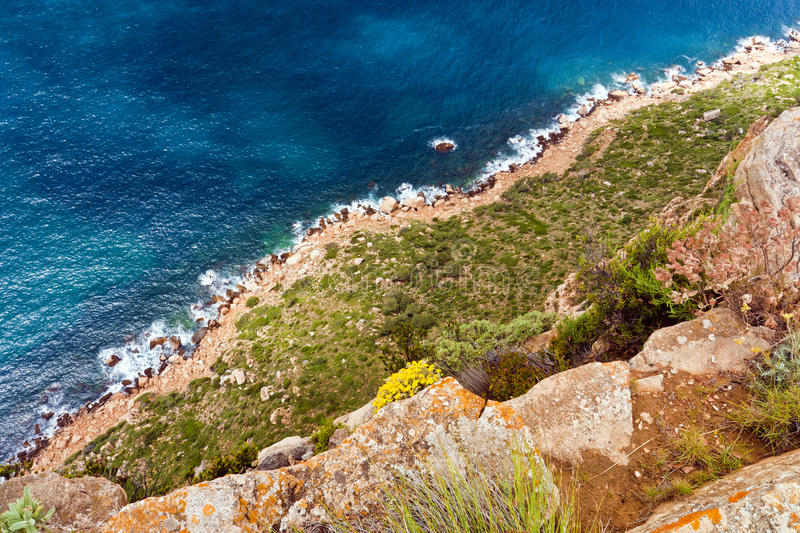 Download Cliffs And Coast Stock Image - Image: 15834201
