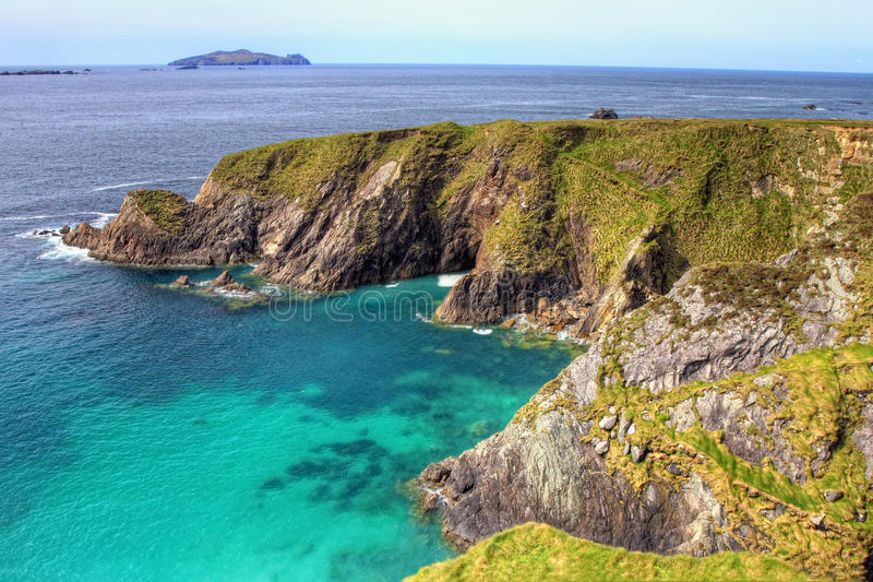 Download Cliffs Of Dingle In Ireland. Royalty Free Stock Images - Image: 24428459