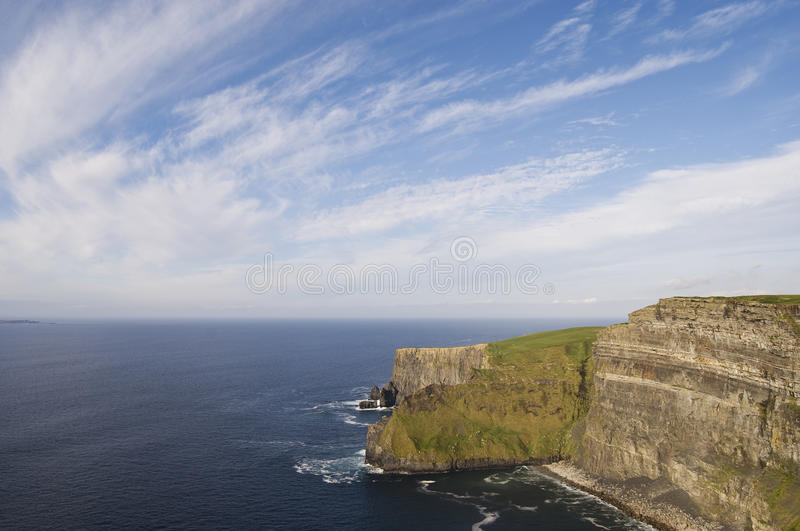 Download Cliffs of Moher stock photo. Image of attraction, coast - 11465064