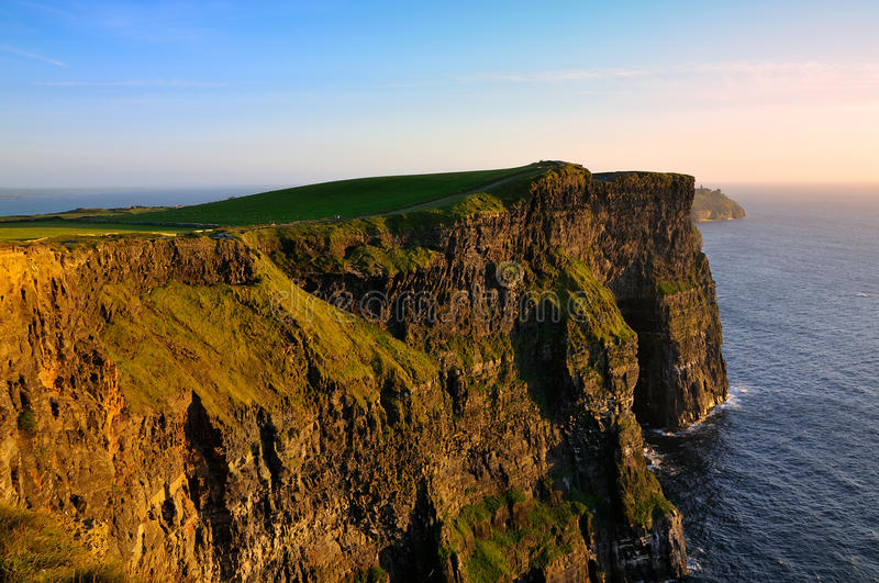 Download Cliffs Of Moher Royalty Free Stock Photography - Image: 18461907