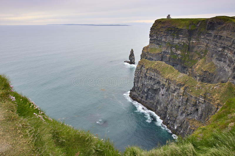 Download Cliffs of Moher Ireland stock image. Image of landscape - 14739771
