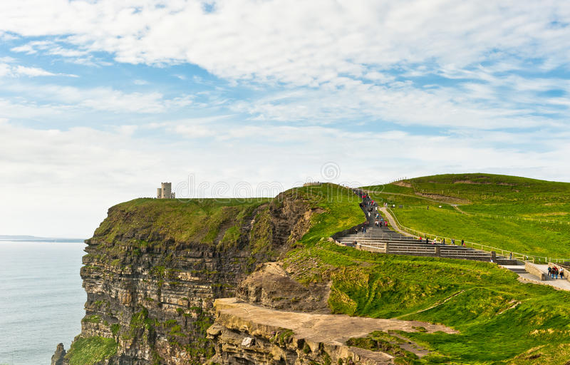 Download Cliffs Of Moher, Ireland Stock Image - Image: 23379731
