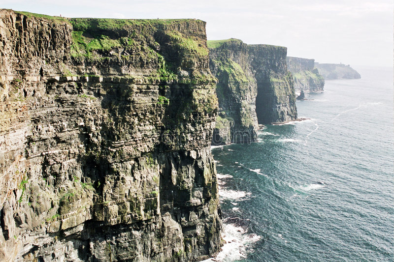 Download Cliffs Of Moher Liscannor Clare Ireland West Stock Photo - Image: 3963734