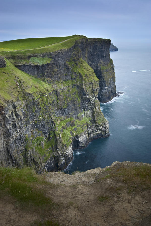Download Cliffs Of Moher At Twilight Stock Photo - Image: 14913082