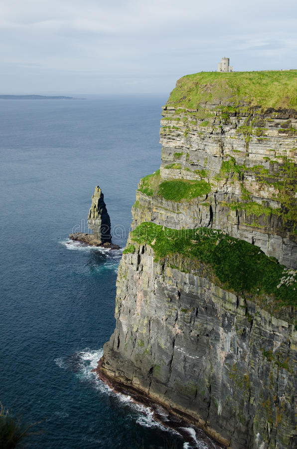 Free Cliffs Of Moher Royalty Free Stock Photos - 27374738