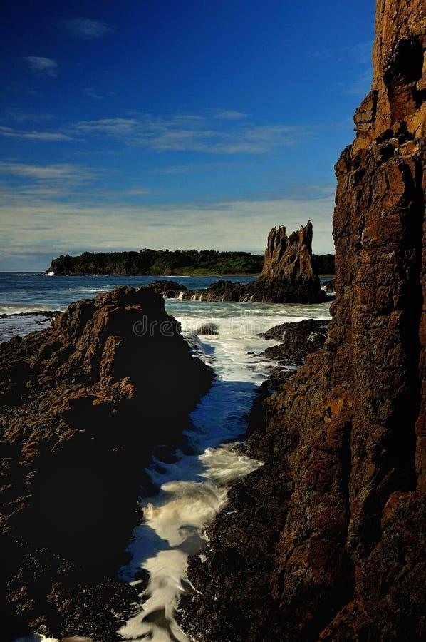 Cliffside στοκ εικόνες με δικαίωμα ελεύθερης χρήσης