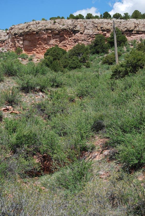 Cliffside stock afbeeldingen