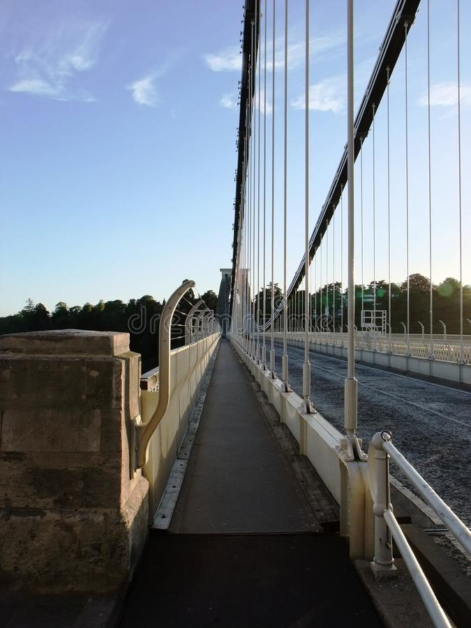 Download Clifton Suspension Bridge stock photo. Image of gorge - 15910102