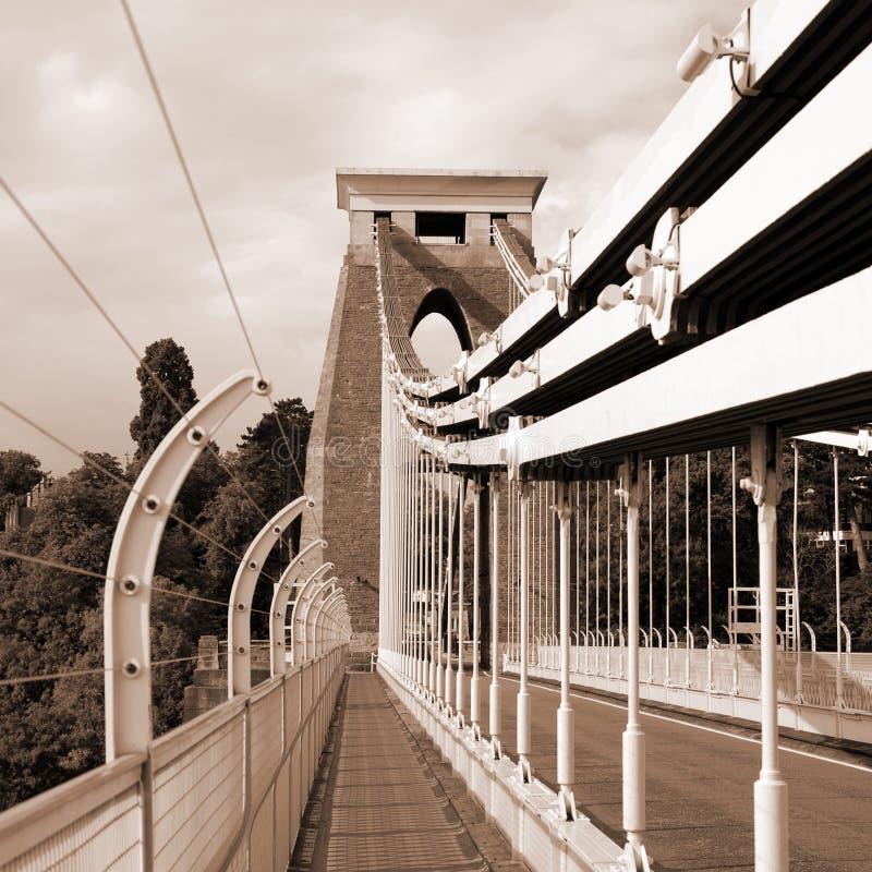 Download Clifton Suspension Bridge stock photo. Image of bristol - 7534430