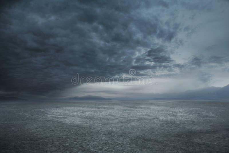 Clima tempestuoso imagenes de archivo