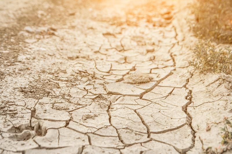 Climate change concept. Climate change global warming concept royalty free stock photo