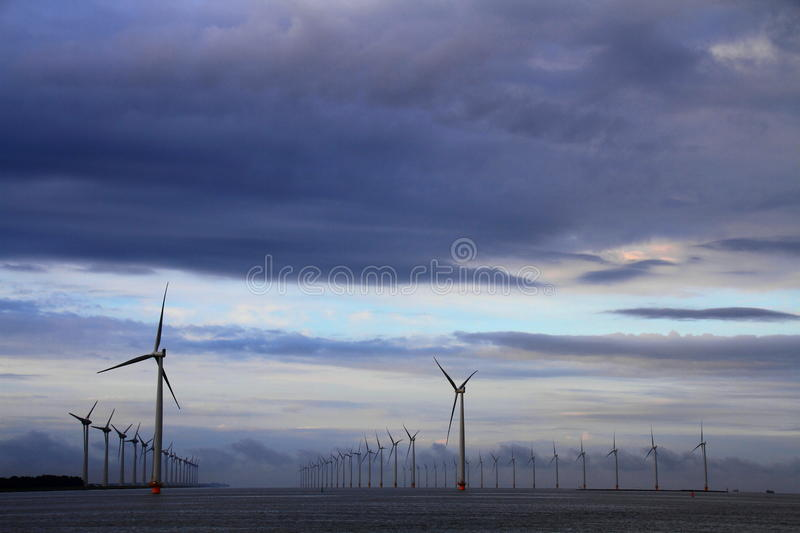 Climate change. The increased use of clean energy generated by wind turbines will help combat the effects of climate change and global warming