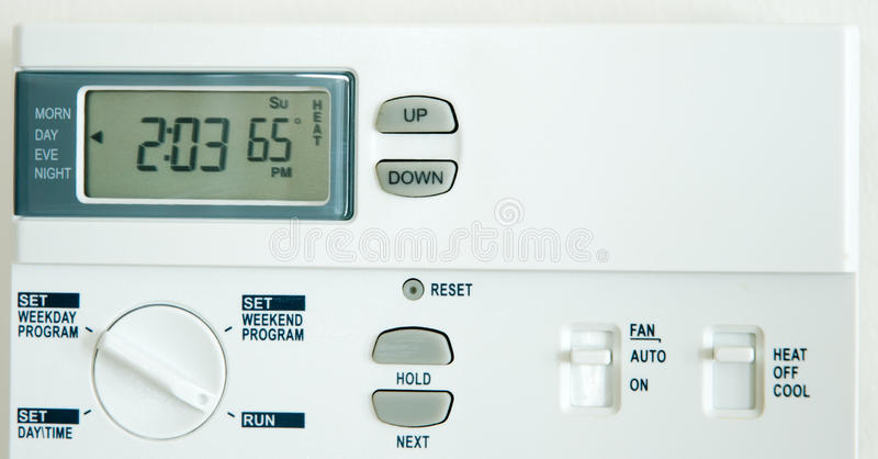 Download Climate Control stock illustration. Illustration of home - 23533542