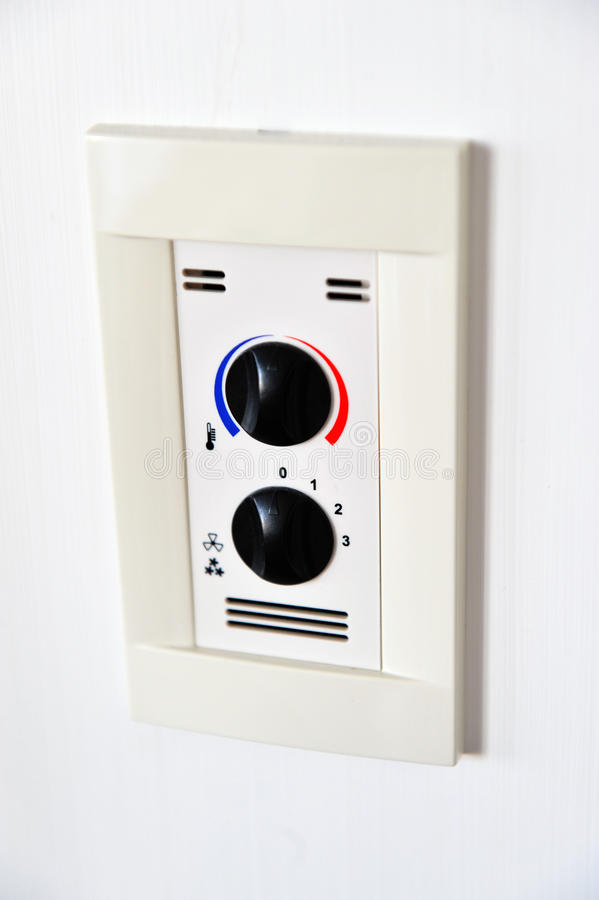 Download Climate control panel stock photo. Image of warm, switch - 10306126
